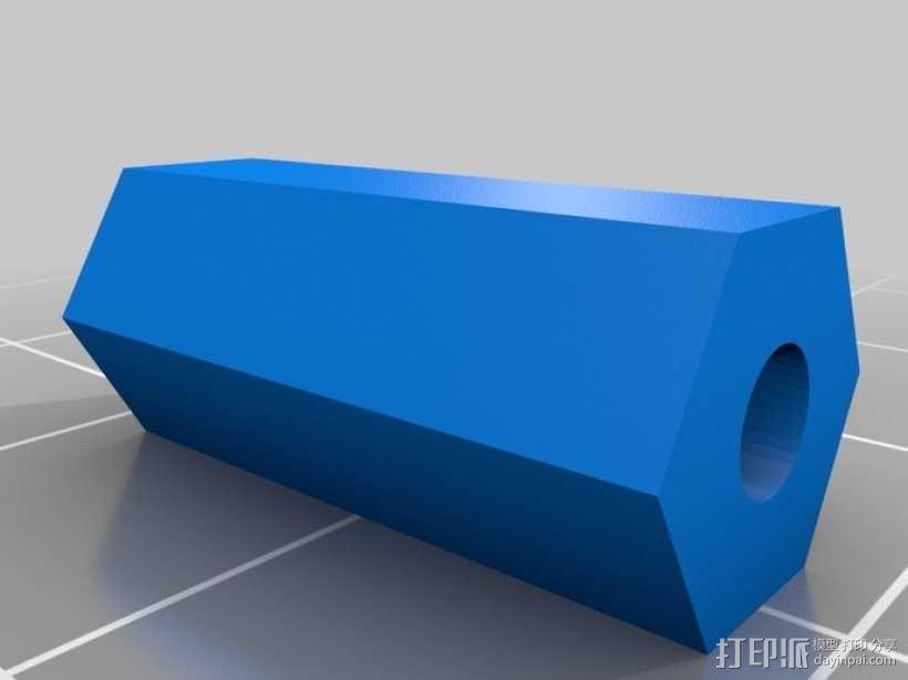 机械狗 3D模型  图7