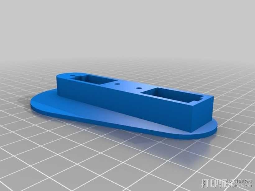 机械狗 3D模型  图8