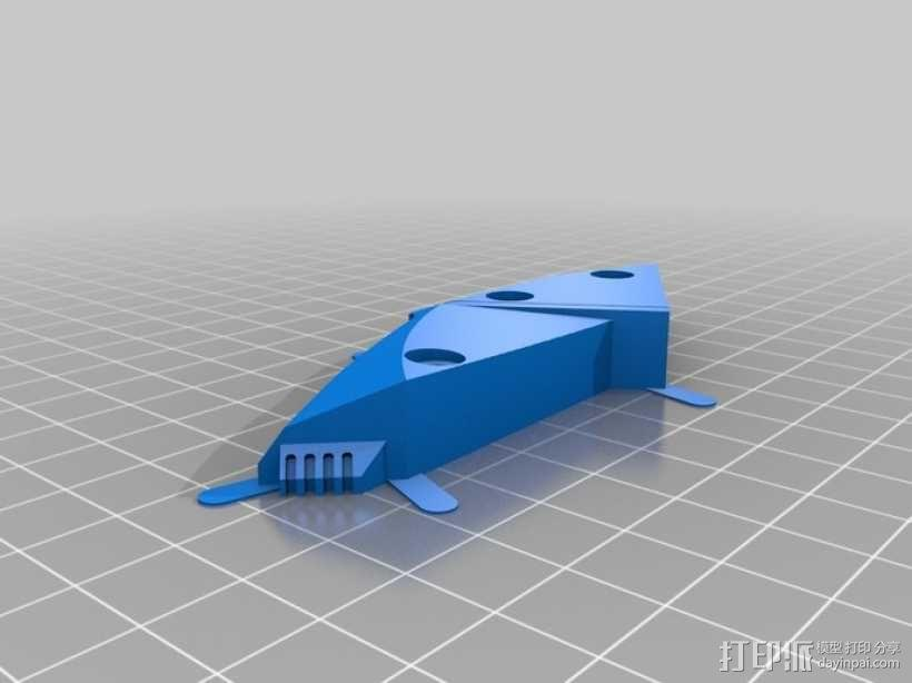 机械狗 3D模型  图12