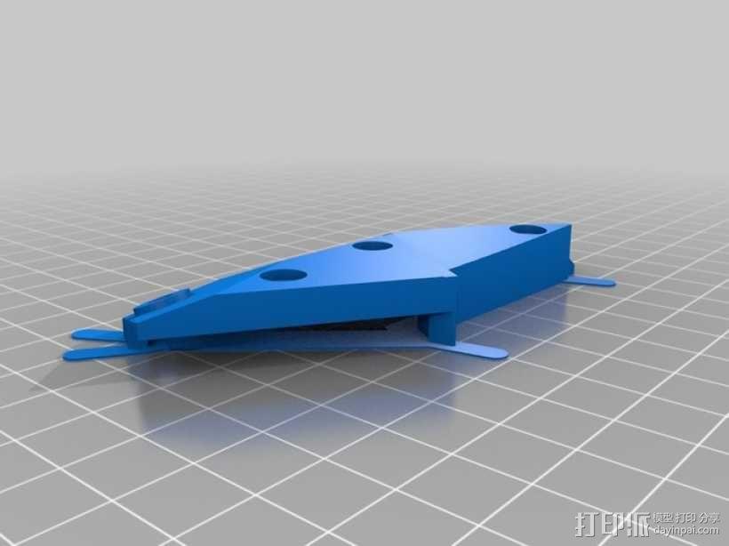 机械狗 3D模型  图15
