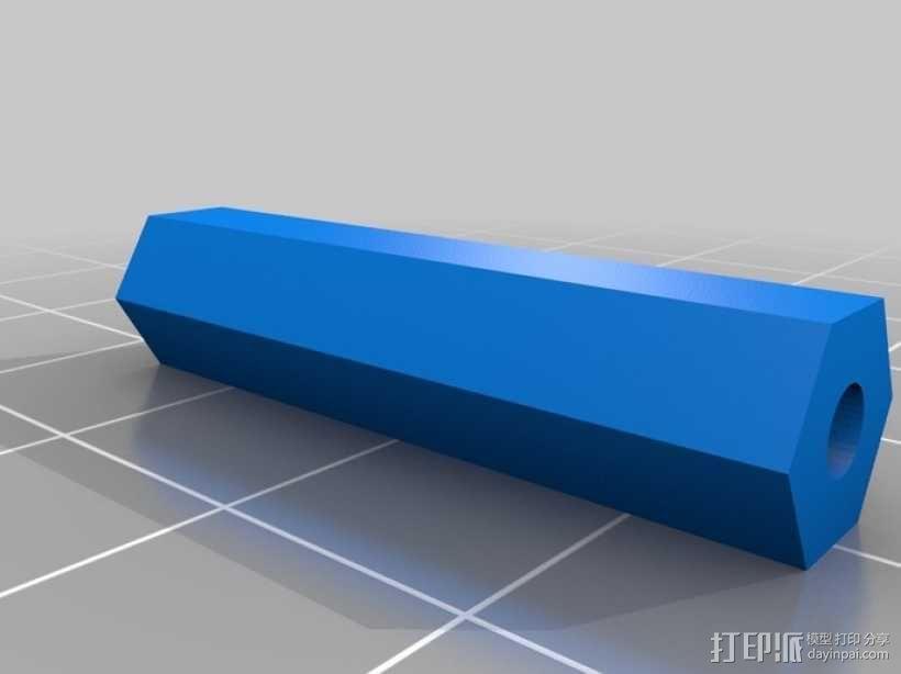 机械狗 3D模型  图24