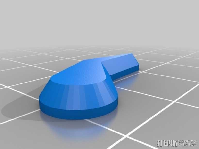 机械狗 3D模型  图26