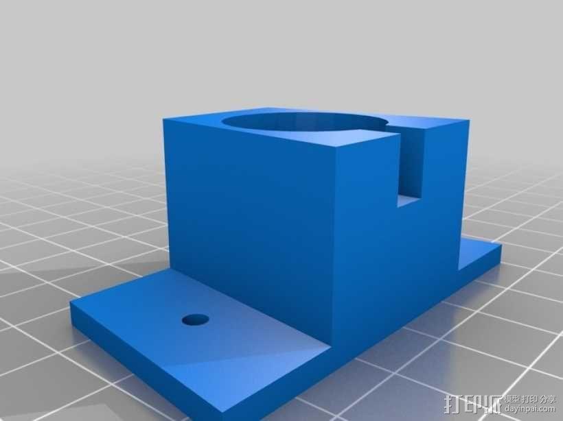 Furyosity机器人 3D模型  图2