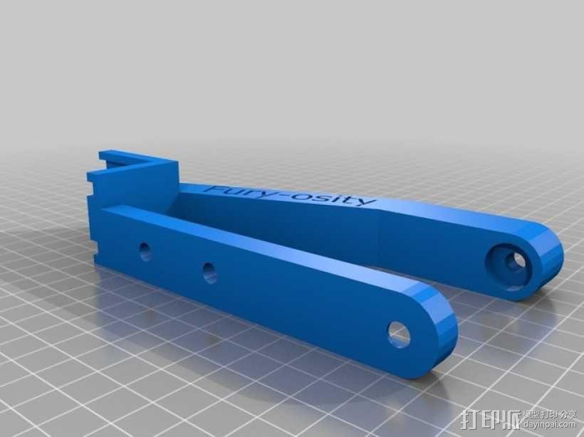 Furyosity机器人 3D模型  图3