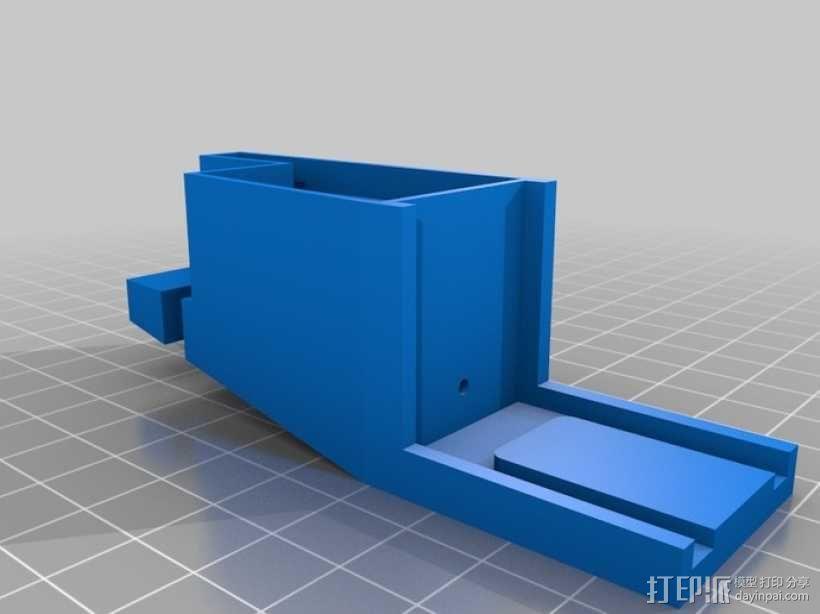 Furyosity机器人 3D模型  图4