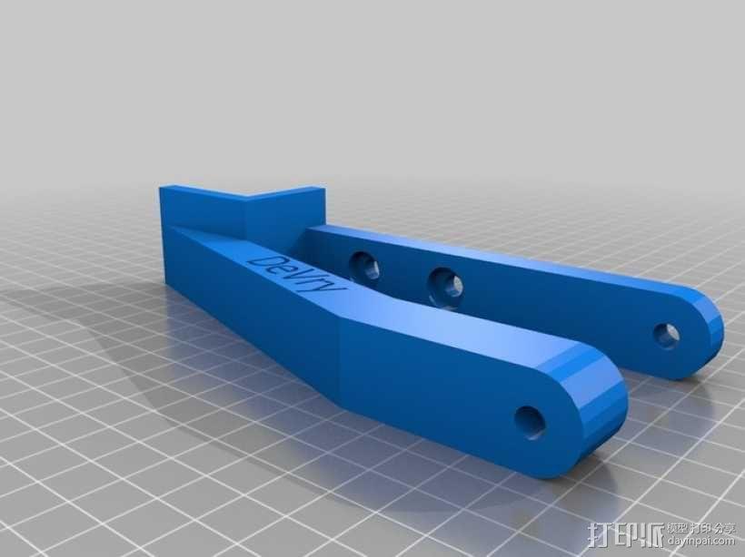 Furyosity机器人 3D模型  图5
