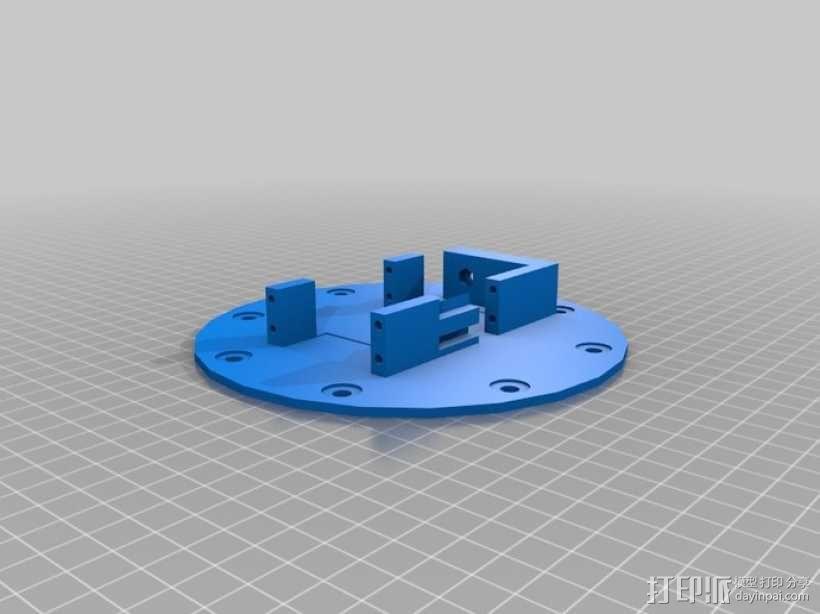 Furyosity机器人 3D模型  图7