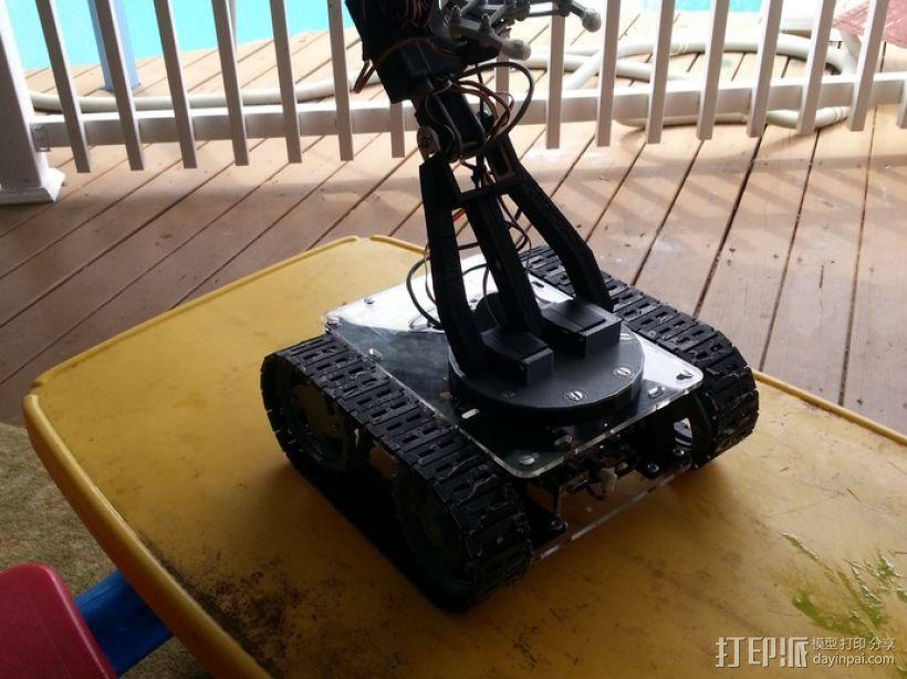 Furyosity机器人 3D模型  图10