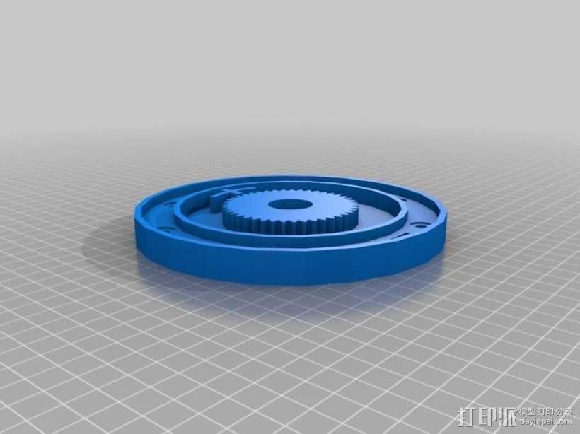 Furyosity机器人 3D模型  图9