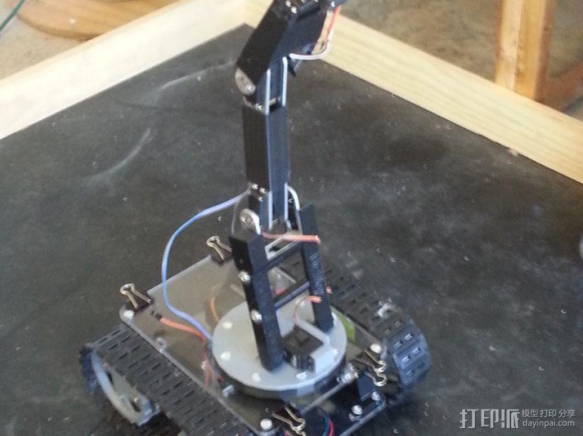 Furyosity机器人 3D模型  图11