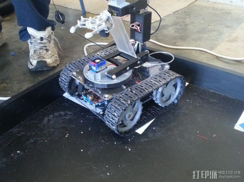 Furyosity机器人 3D模型  图15
