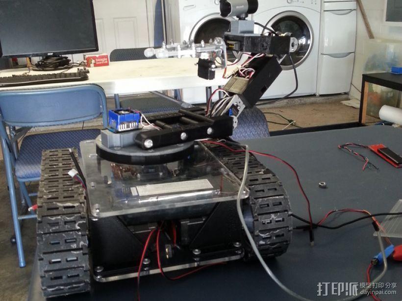 Furyosity机器人 3D模型  图16