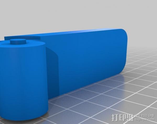 印压机 3D模型  图2