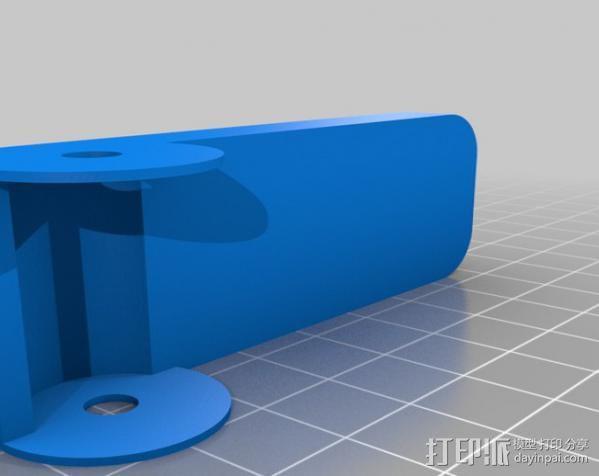 印压机 3D模型  图1