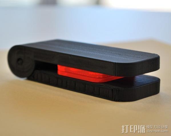印压机 3D模型  图6