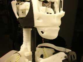 InMoov机器人下颚部分 3D模型