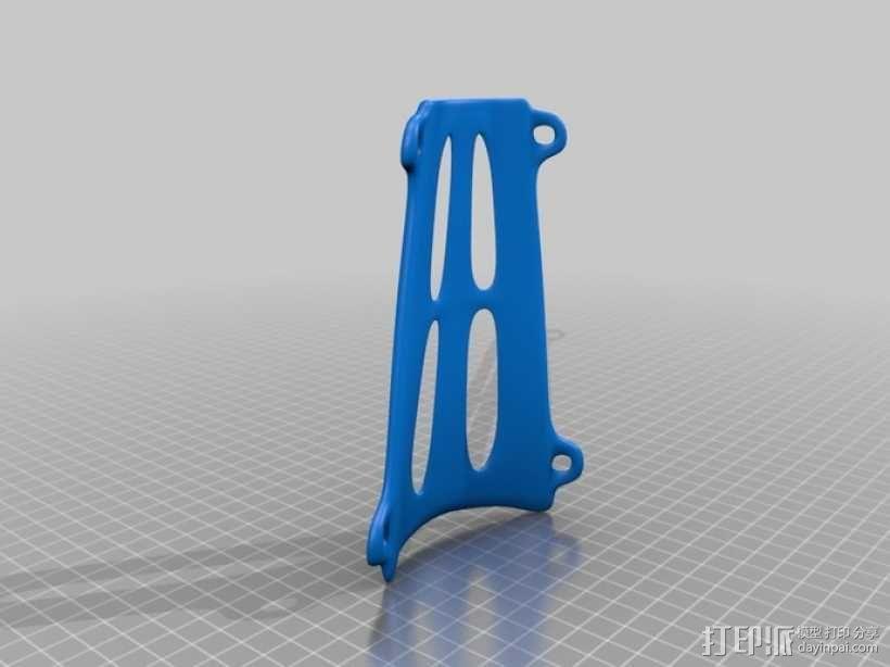 射箭护臂 3D模型  图3