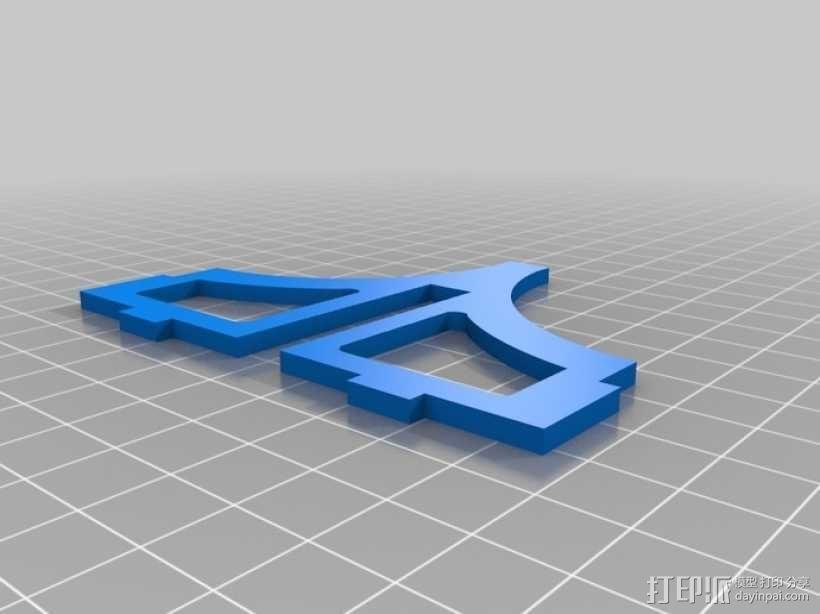 OpenROV水下机器人 3D模型  图3