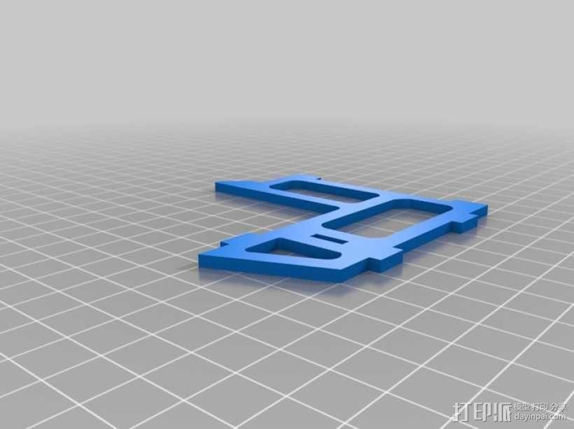 OpenROV水下机器人 3D模型  图5
