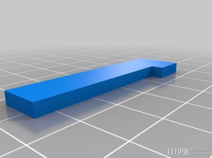 OpenROV水下机器人 3D模型  图8