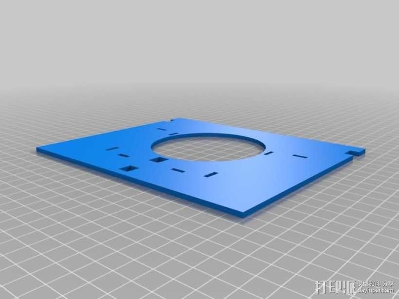 OpenROV水下机器人 3D模型  图9
