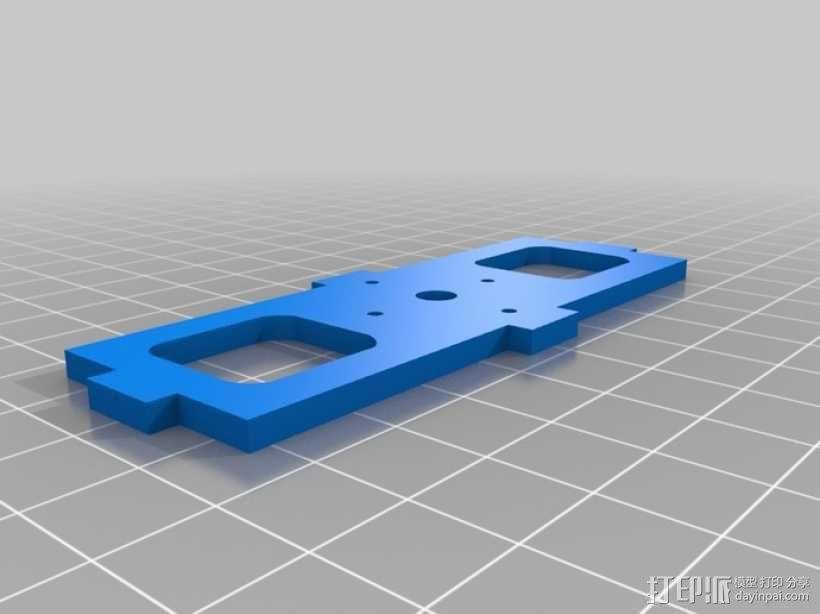 OpenROV水下机器人 3D模型  图13