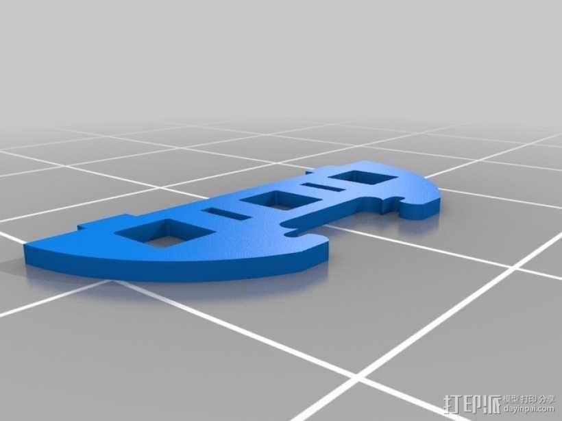 OpenROV水下机器人 3D模型  图18