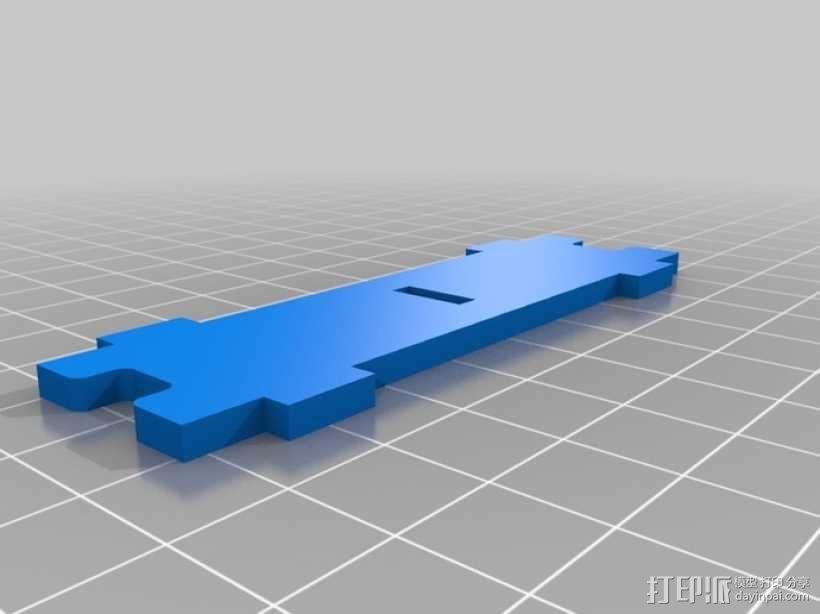 OpenROV水下机器人 3D模型  图22