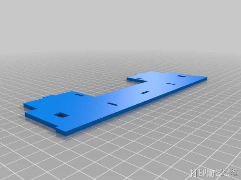 OpenROV水下机器人 3D模型  图21