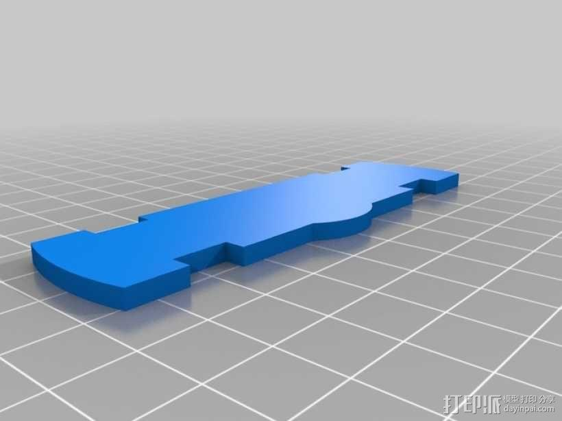 OpenROV水下机器人 3D模型  图23