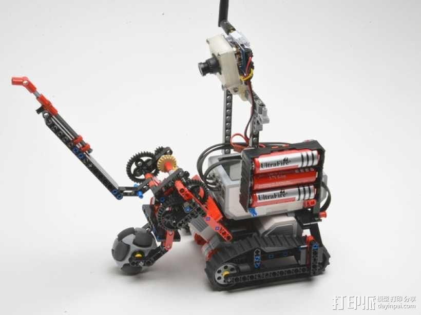 CMQ1993X车载相机支架 3D模型  图9