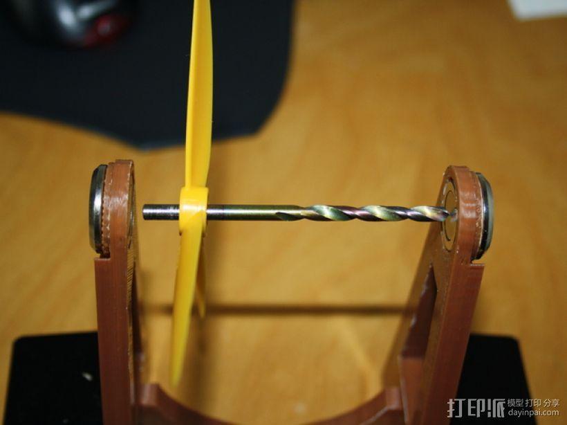 螺旋桨均衡器 3D模型  图2