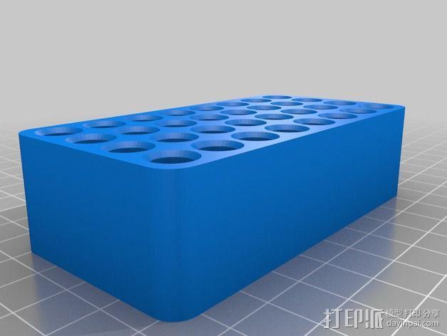 烙铁头 支架 3D模型  图2