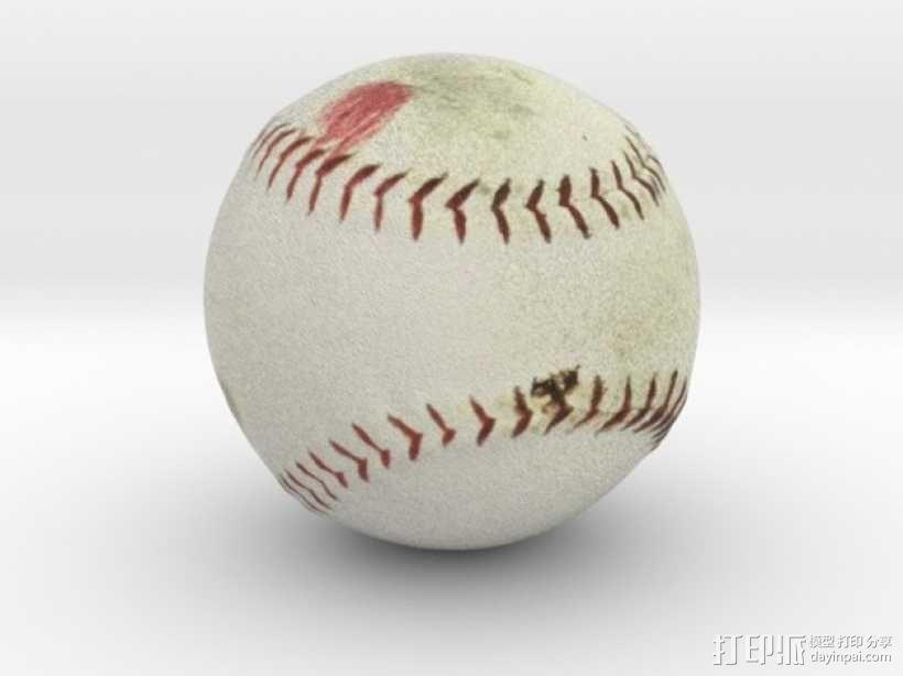 棒球 3D模型  图5