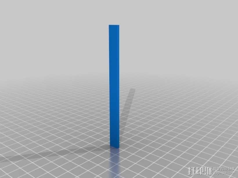 仿生蜘蛛机器人v1.0 3D模型  图2