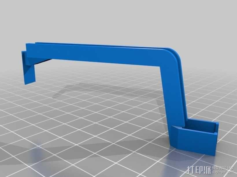 仿生蜘蛛机器人v1.0 3D模型  图5