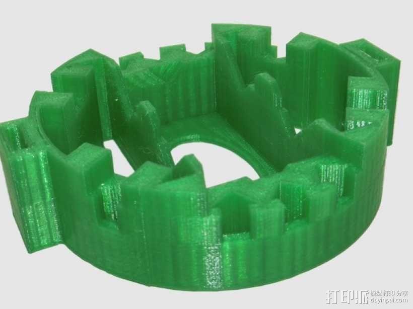 仿生蜘蛛机器人v1.0 3D模型  图9