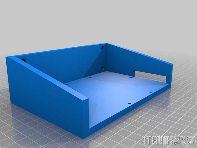 硬盘托盘 3D模型  图2