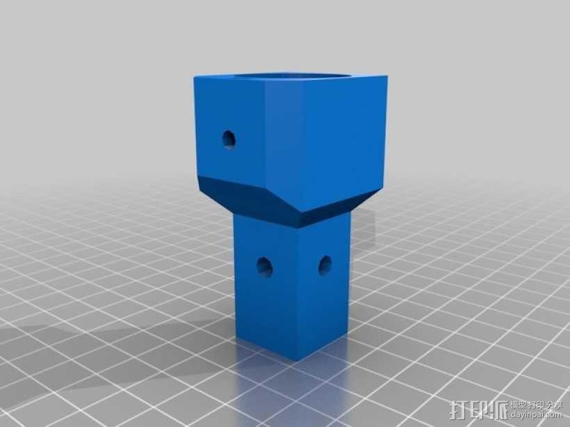 激光炮塔  3D模型  图6
