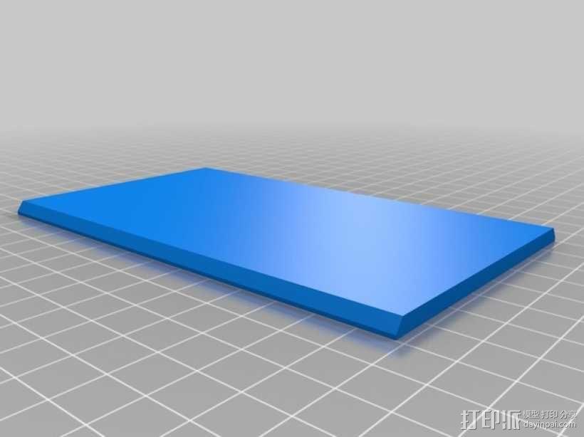 激光炮塔  3D模型  图4