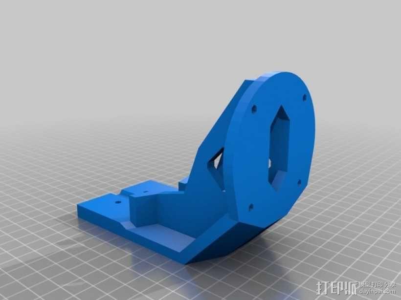 激光炮塔  3D模型  图7