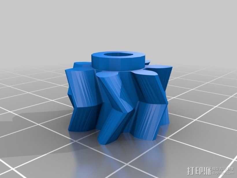 激光炮塔  3D模型  图8