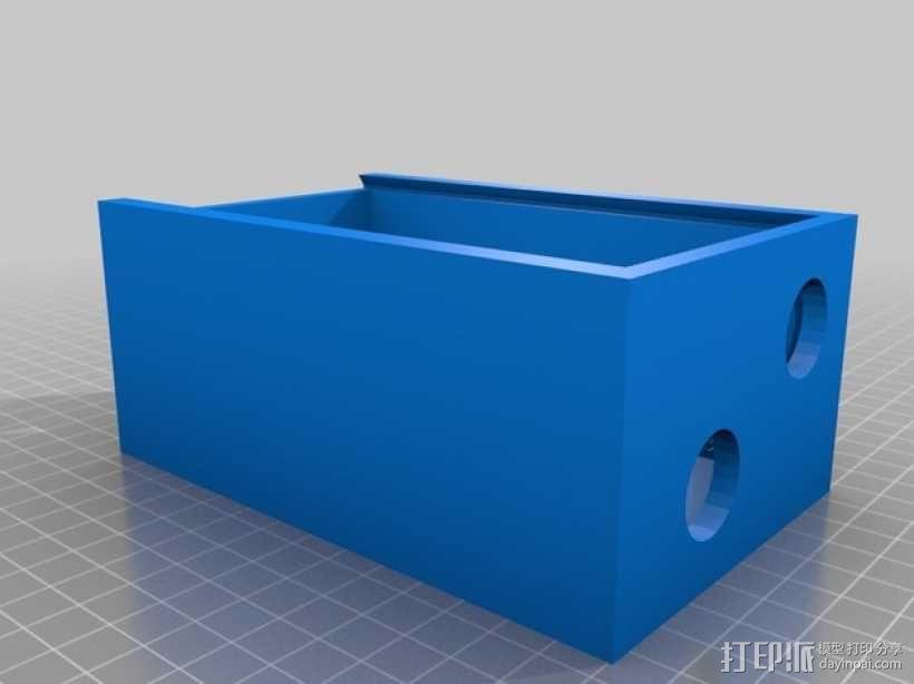 激光炮塔  3D模型  图9