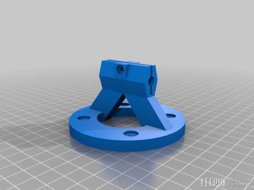 激光炮塔  3D模型  图10