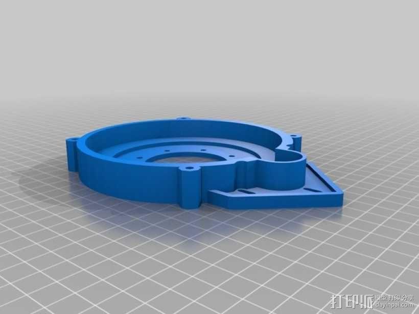 激光炮塔  3D模型  图11