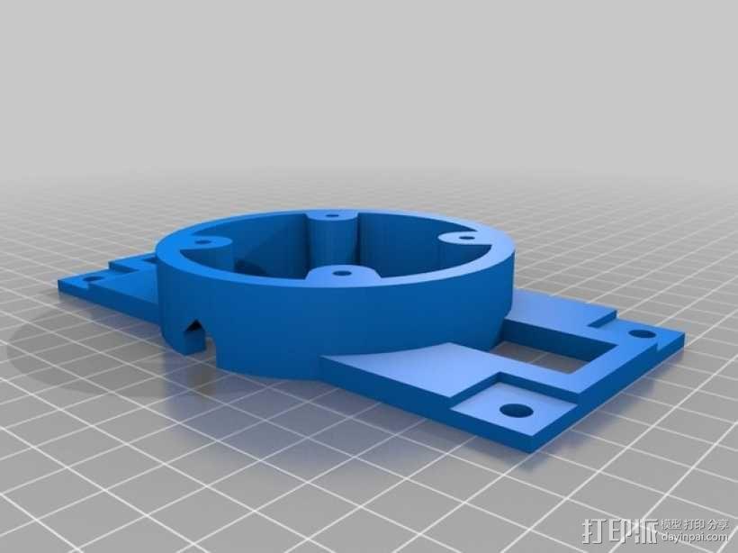 激光炮塔  3D模型  图15