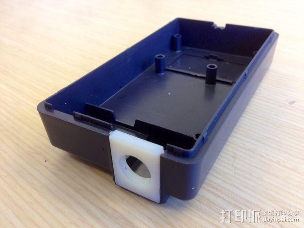Arduino电路板外壳 3D模型  图2