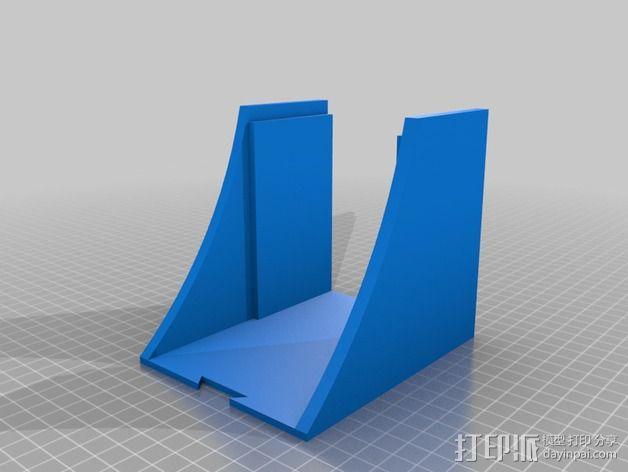 SMD零部件线轴分发器 3D模型  图5