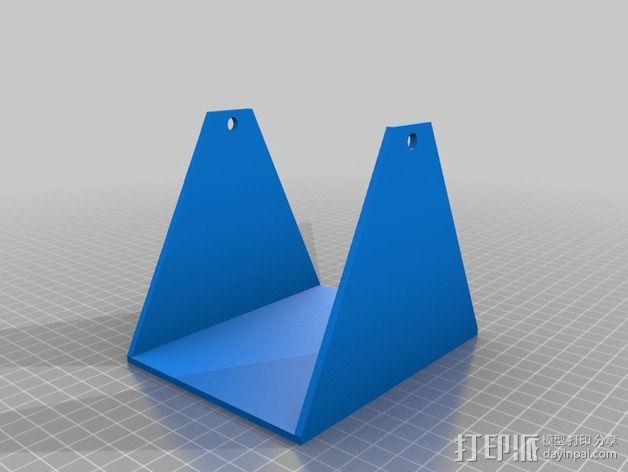 SMD零部件线轴分发器 3D模型  图6