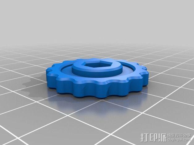 Scanoman 3D扫描仪 3D模型  图6